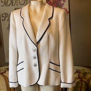 Giorgio Armani 3 Button Front Blazer Jacket 44